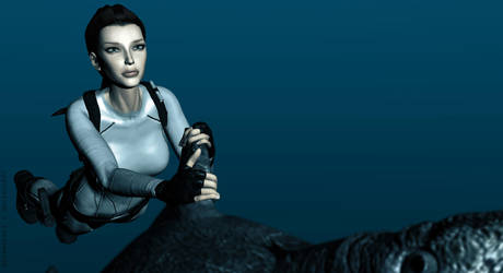 Tomb Raider 2 Movie Remake Entry 1 XNA Competition by Rockeeterl