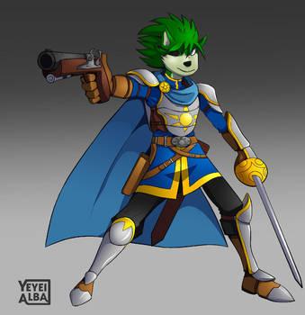 Prince Darion by YeyeiAlba