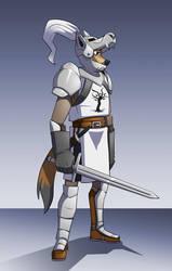 Cellment knight by YeyeiAlba
