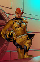 SWTOR Cathar Champion WeaponMaster by wansworld by Aliens-of-Star-Wars