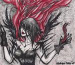 Black Feathers by Nahaje3000