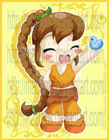 Disney Card - Fawn by macurris