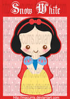 Chibi Snow White by macurris