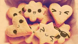 cookies kawaii!! by solchu123
