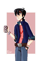 Fifteen Minutes keith by solchu123
