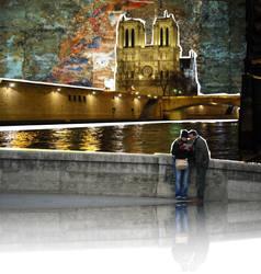 Paris sera toujours paris... by jainas