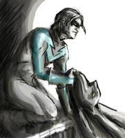 Nightwing by jainas