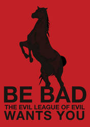 Be Bad - The EVE wants you by jainas