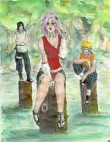 - grown up Team seven - by jainas