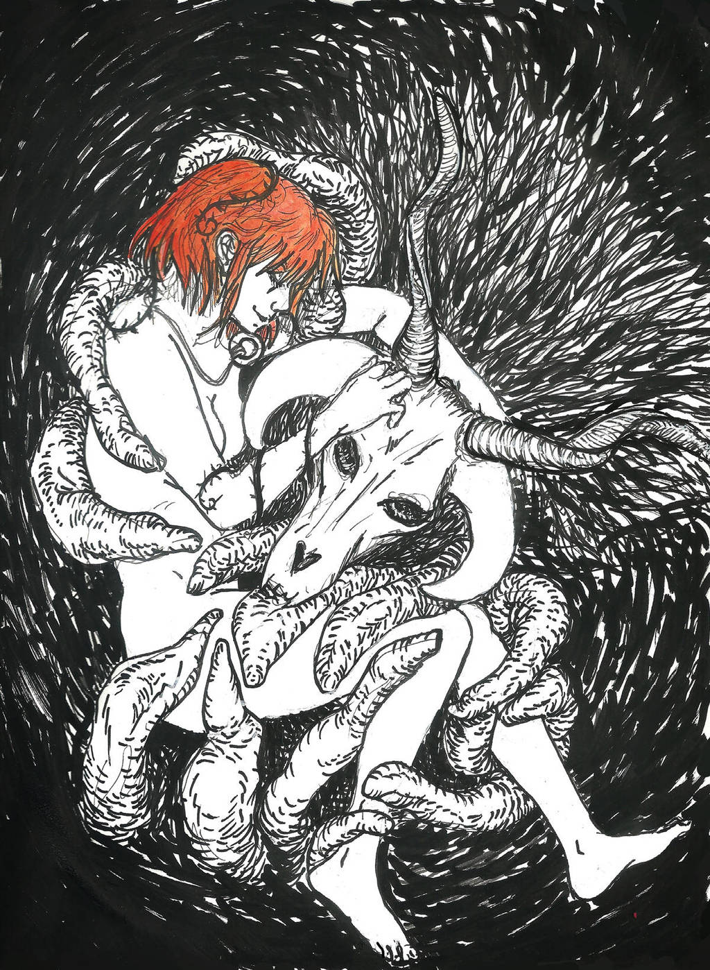 The Ancient Magus Bride: Dans les bras de Morphee by jainas