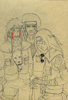 Team 8,some kind of friendship by jainas