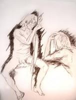 nude - monoboule melancholy 2 by jainas