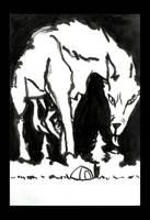le grand mechant loup by jainas