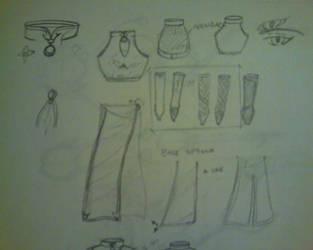 Naruto Clothing Option Part 1 by Mai-Fujimiya