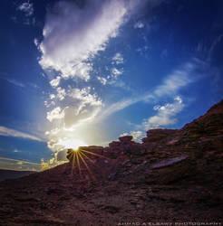 Winter Sun by pharaohking