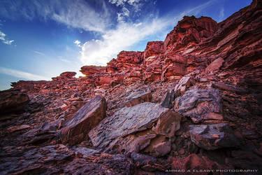 Rocks by pharaohking