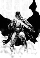Darth Vader by jasonbaroody