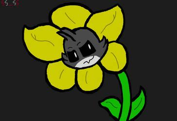 [GeckoTale] Slash The Flower by SunShine-SodaShy
