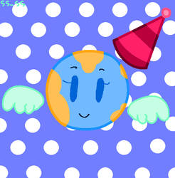 It's the birthday girl by SunShine-SodaShy