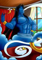 Owen's Genie by Juacamo