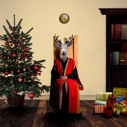 Mr. Rudolph by vanlawrenc