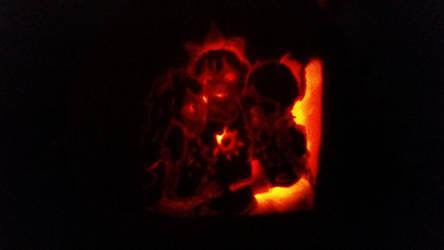 Sprites Pumpkin by DragonEmerald98