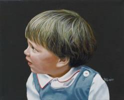 Dr. Morris' Grandson, 1985. by hank1