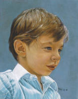 Dr. Morris' Grandson 2, 1985. by hank1