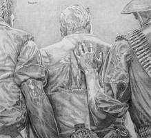 3 Soldiers by hank1