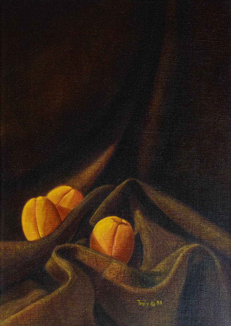 Apricots by hank1