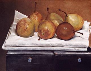 6 Pears by hank1