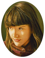 Portrait of a Young Girl by hank1