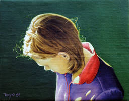 Linda in Grief by hank1