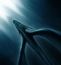 Night Dragon by inthemeadows