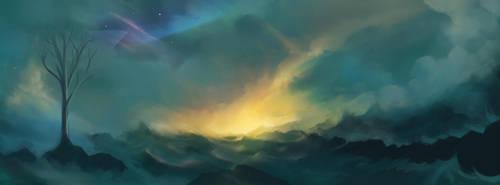 Waterworld by inthemeadows