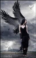 Goth Angel - Enlighten by enigma00