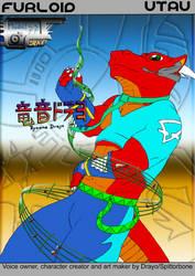 :Furloid: Drayo Ryuune:BOXART: by Drayo