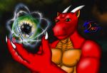 Drayo - Hand [Color] by Drayo