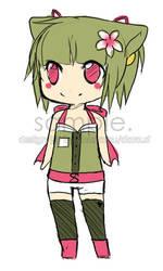 character design by choxrabu