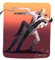 masochism tango by vicious-mongrel