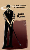 Jack Ryan by vicious-mongrel