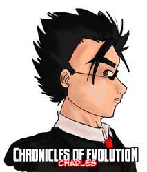 Chronicles of Evolution: Charles by ssjgirl
