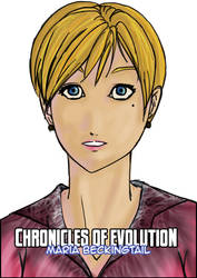 Chronicles of Evolution: Maria Beckingtail by ssjgirl