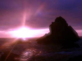 Morning Glow by TheRandomManCan