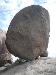 Granite Boulder by TheRandomManCan