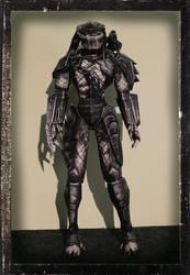 Predator Papercraft by TheRandomManCan