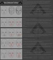 Basic Expression Tutorial by Jejihu