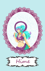 Lace Series: Hime by SailorFrill