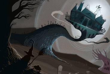 Haunted House Final by eugenewu14
