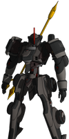 AGU-00 Prototype Sin by TurinuZ